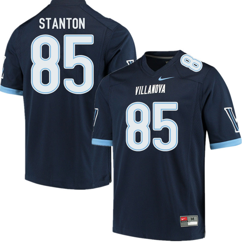 Men #85 Jack Stanton Villanova Wildcats College Football Jerseys Sale-Navy