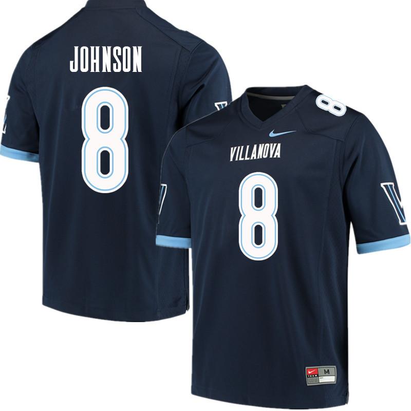 size 40 162a9 fce1a Trey Johnson Jersey : NCAA Villanova Wildcats College ...